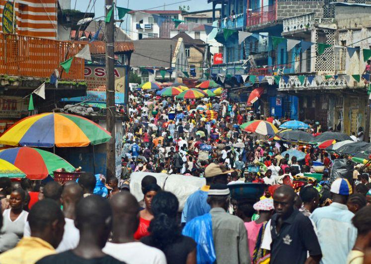 Fakta Tentang Overpopulasi Para Masyarakat di Afrika